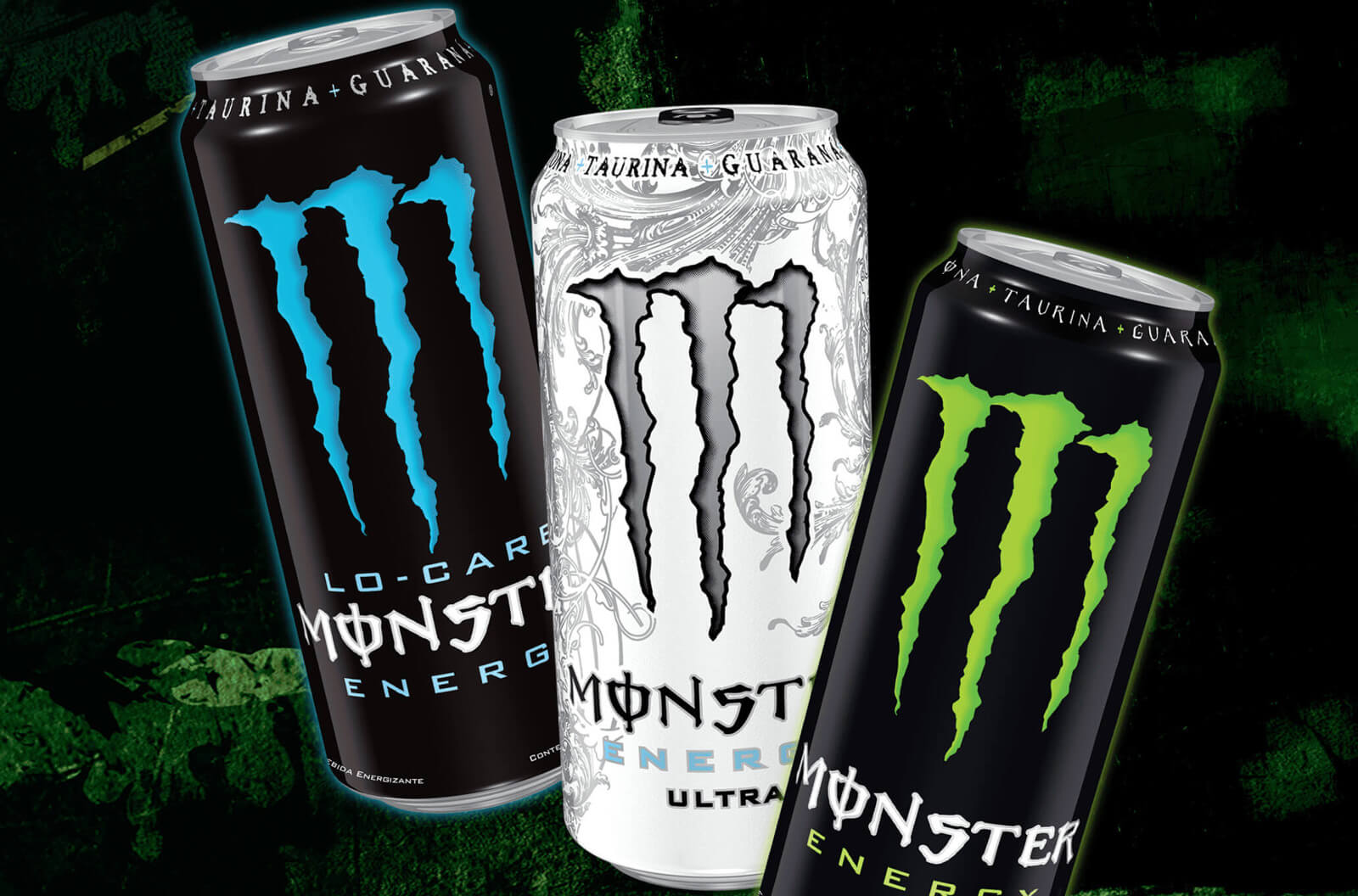 monster energy latas